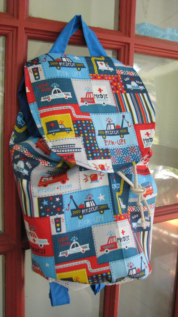 Little Collector Backpack for Colin
