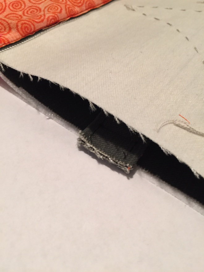 Bat Bag strap install
